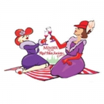 Red Hat Society badge artwork #S25
