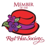 Red Hat Society badge artwork #S3