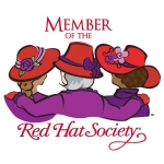Red Hat Society badge artwork #S9